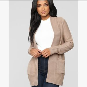 Fashion Nova Moments After Cardigan